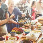 Vælg en sund konfirmationsbuffettil festen